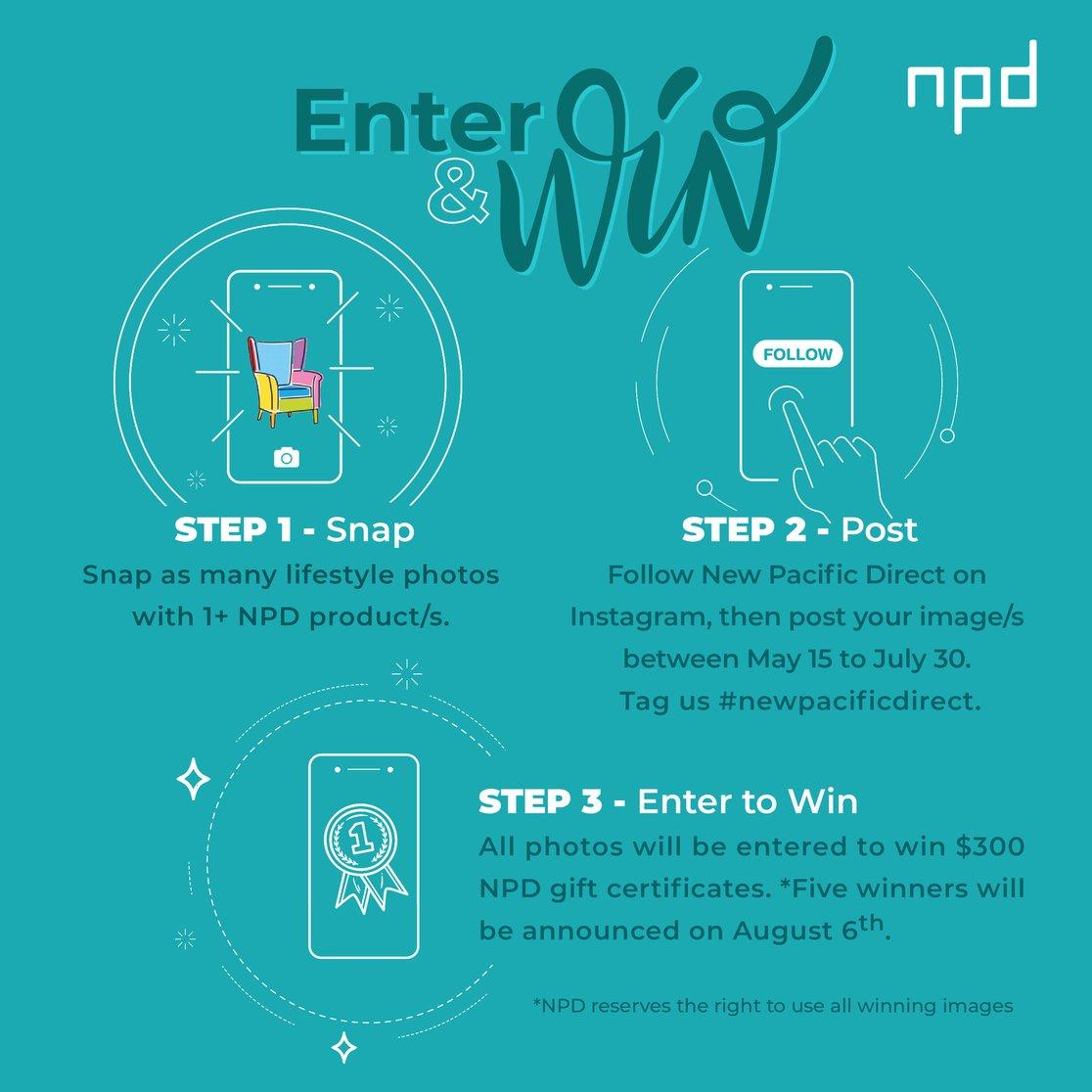 social media contest 3D